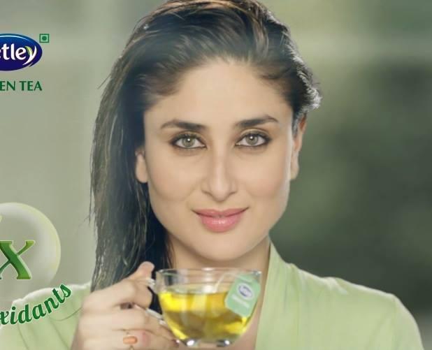 Kareena Kapoor Tata Tetley Green Tea Ad Fresh Look Pic