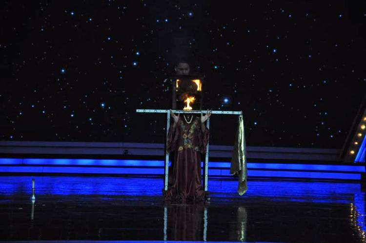India's Got Talent Stage Latest Still