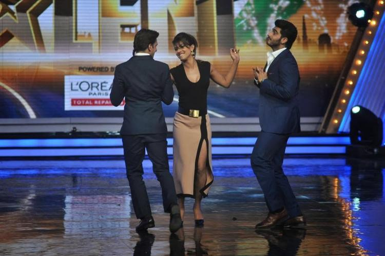 Priyanka, Arjun And Ranveer Were On The Sets Of India's Got Talent To Promote Their Movie Gunday