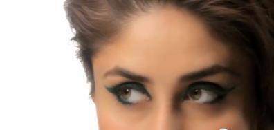 Bollywood Best Actress Kareena Kapoor Khan Shoots For Lakme Ad