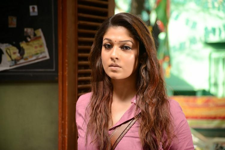 Nayantara Charming Face Look Still From Anamika Tamil Movie