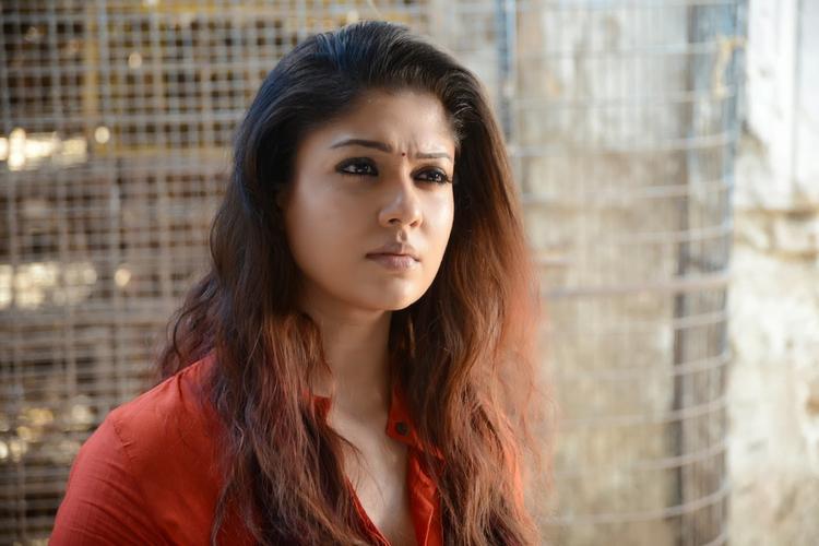 Nayantara Dazzling Face Look Still From Anamika Tamil Movie