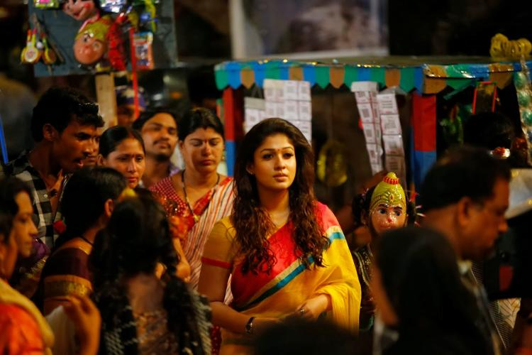 Nayantara A Still From Anamika Tamil Movie