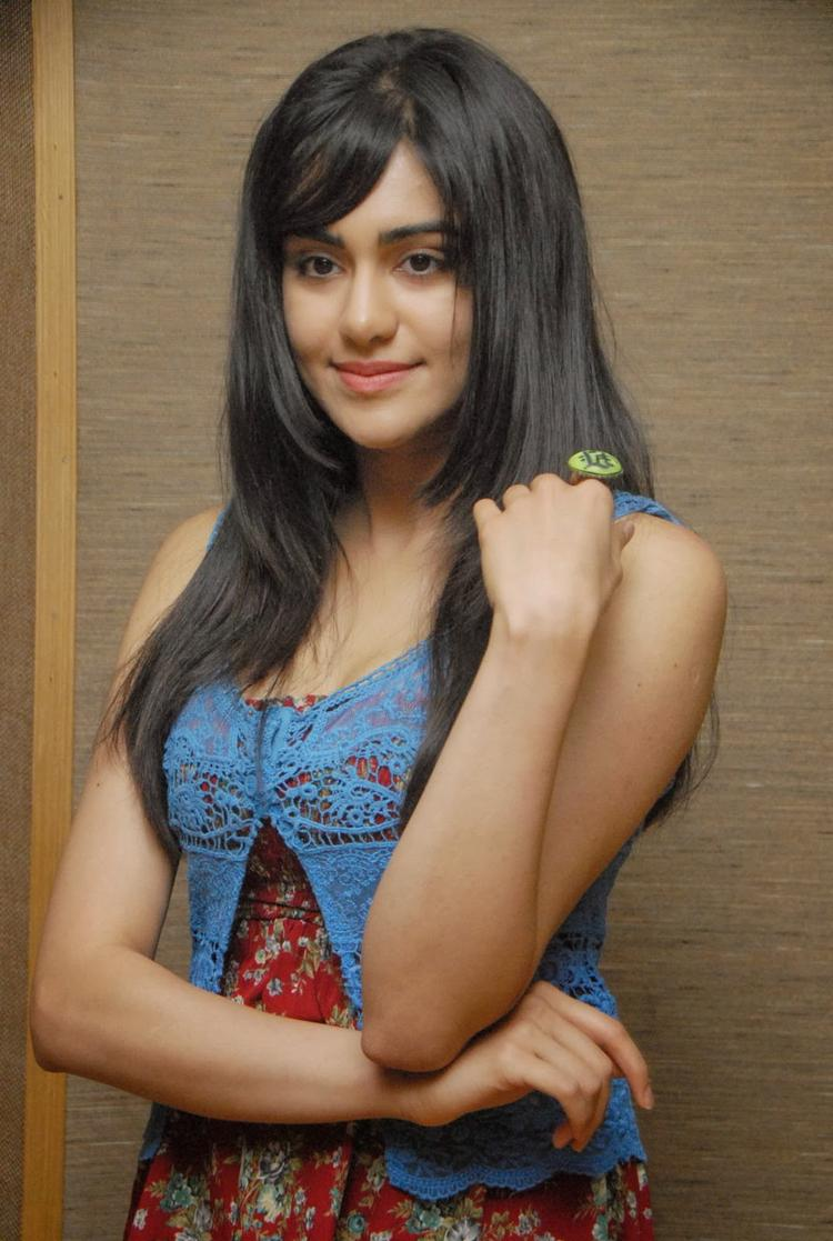 Adah Sharma Cute Face Look Photo Still