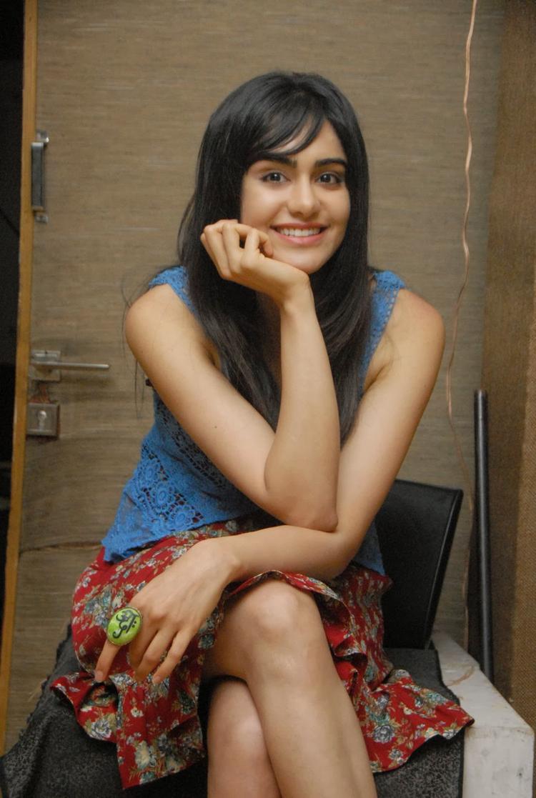 Adah Sharma Cute Hot Look Photo Shoot Still