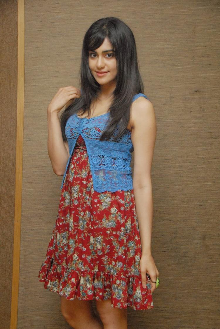 Adah Sharma Fashionable Look Photo Still