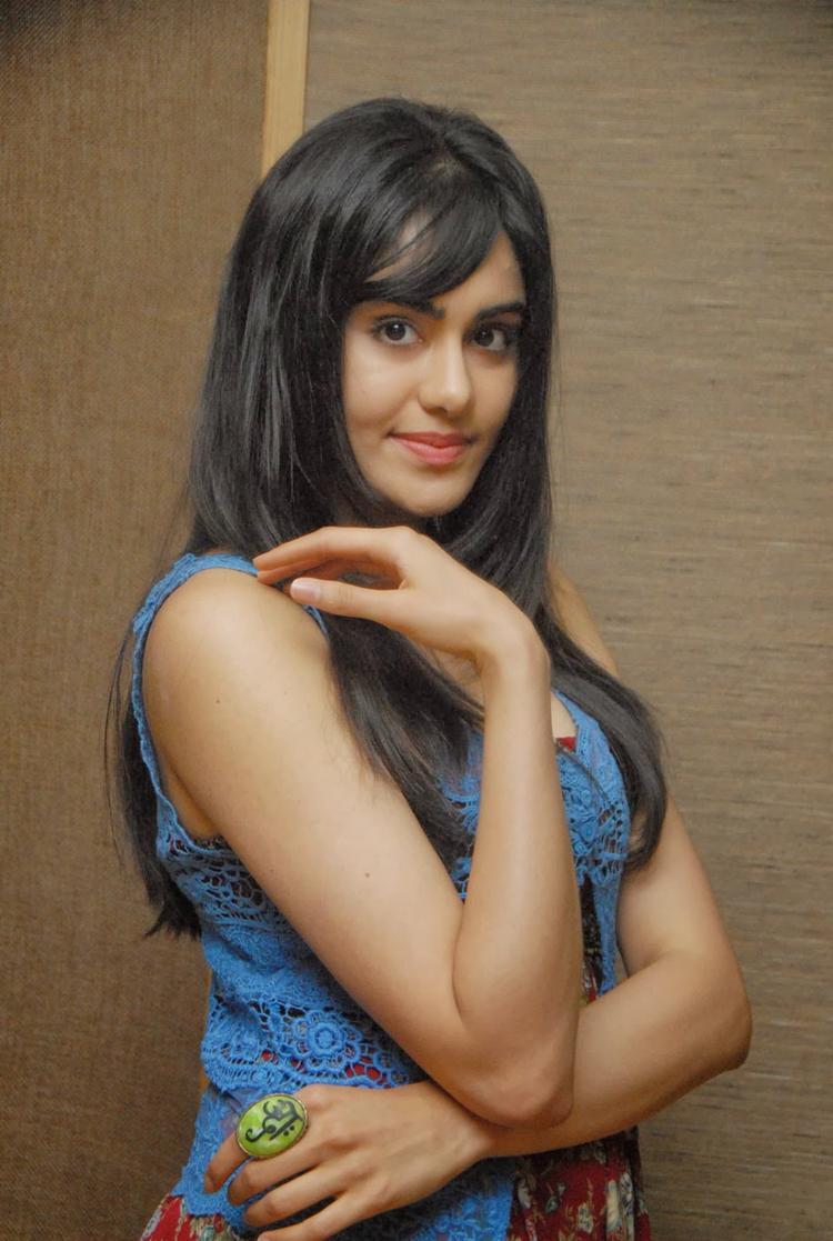 Adah Sharma Stunning Face Look Photo Still