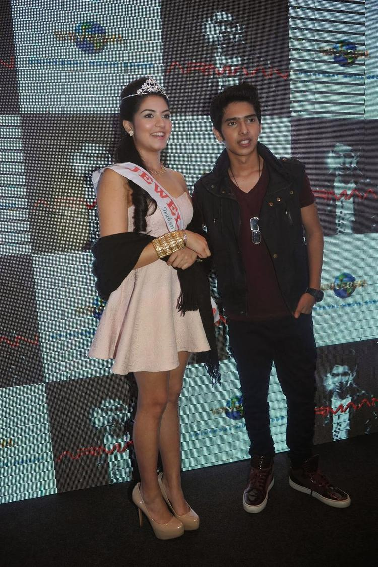 Armaan Malik Spotted At His Debut Album Launch Event