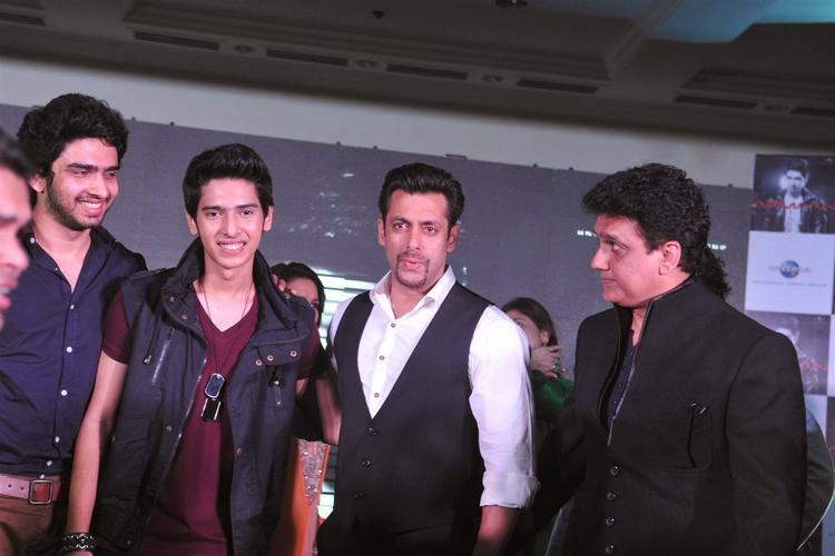 Salman Khan Launches Armaan Malik's Album 'Armaan'