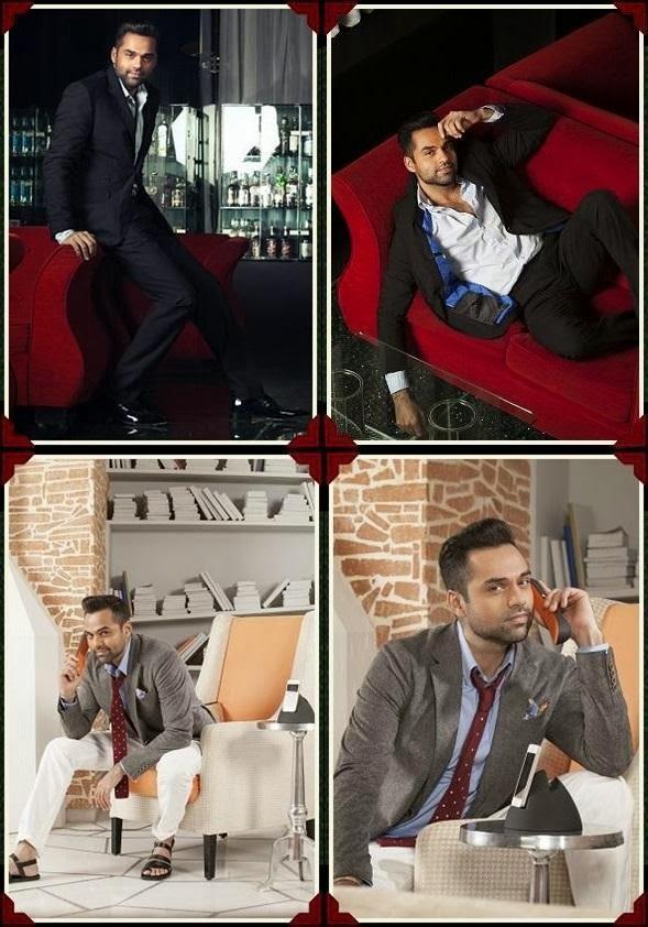 Abhay Deol Cover Shoot For Exhibit Magazine Feb 2014