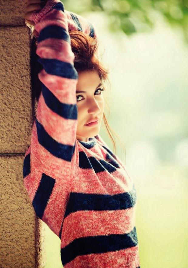 Anushka Sharma Charming Face Look For Filmfare Magazine February 2014 Issue