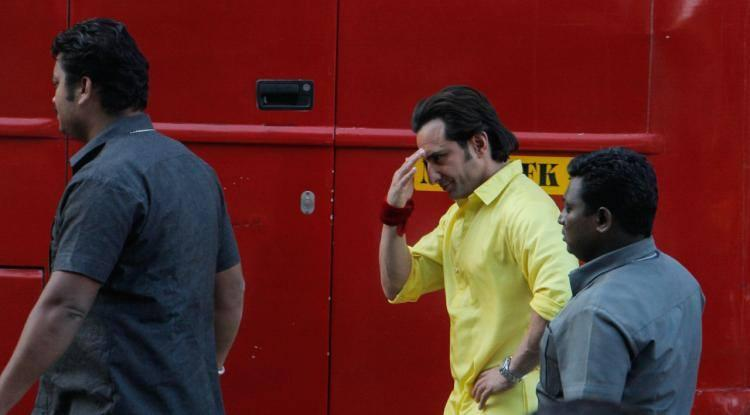 Saif Ali Khan First Look For His New Movie Humshakals