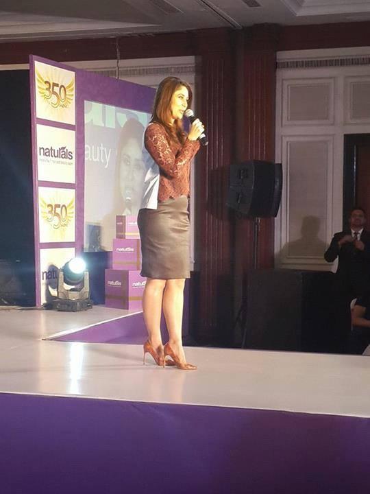 Kareena Kapoor Khan Launches Naturals Hair Care And Salon