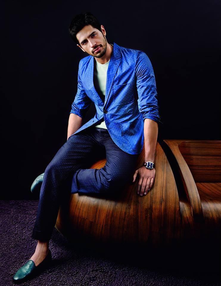 Sidharth Malhotra Ups The Heat For GQ India