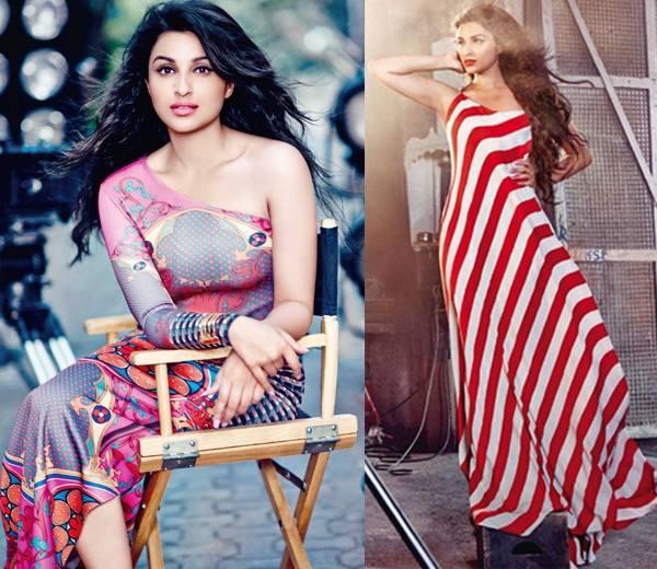 Parineeti Chopra Fabulous Embracing Look Shoot For Vogue India February 2014 Issue