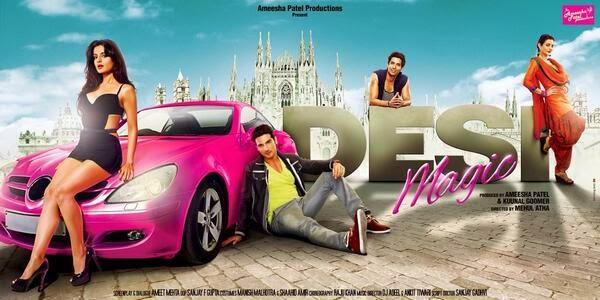 Desi Magic Movie First Look Latest Poster