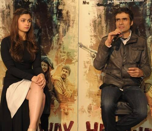 Imtiaz Ali Say About His Film Highway To Media In UK