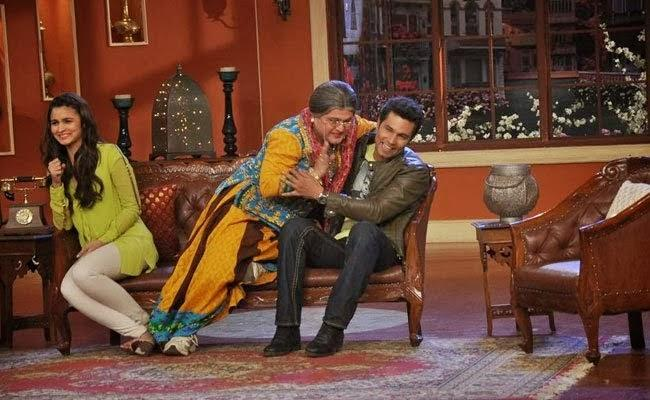 Every Guest On The Show Has Been The Victim Of Dadi's Kiss
