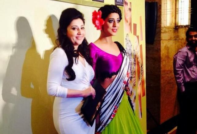 Mahi Gill At Lakme Fashion Week Summer Resort 2014