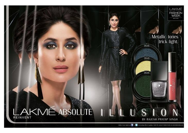 Kareena Kapoor Look Was Created By Celebrity Make Up Artist Daniel Bauer