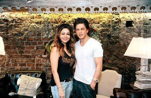 Gauri And Hubby SRK Is All Set To Launch Her Brand New Interior Design Store 'The Design Cell' In Mumbai