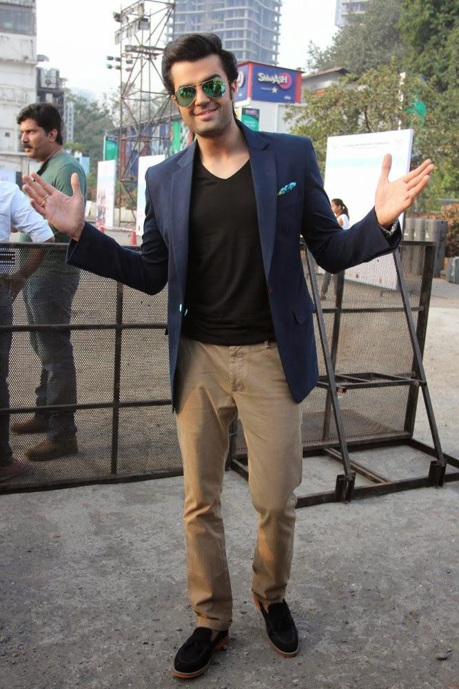 Star Manish Paul At 6th Edition Of The Lavasa Women's Drive Event