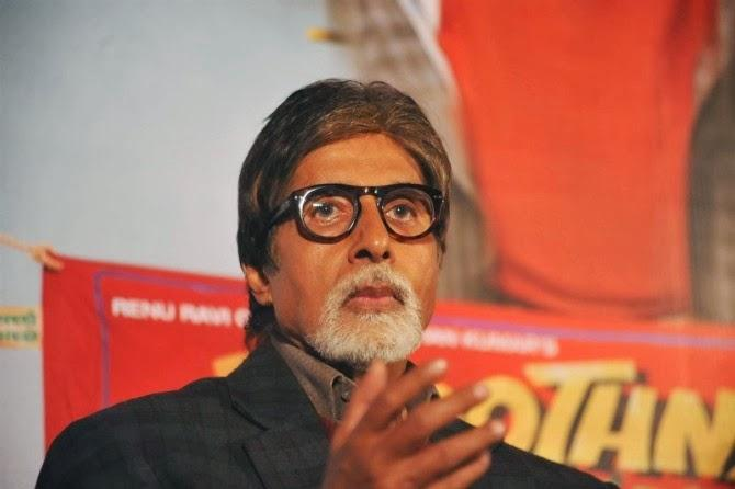 Amitabh Interact With Media At  Bhoothnath Returns Trailer Launch Event