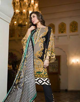 Kareena Kapoor Khan Stylish Look Shoot For Faraz Manan's Crescent Lawn 2014 Collection
