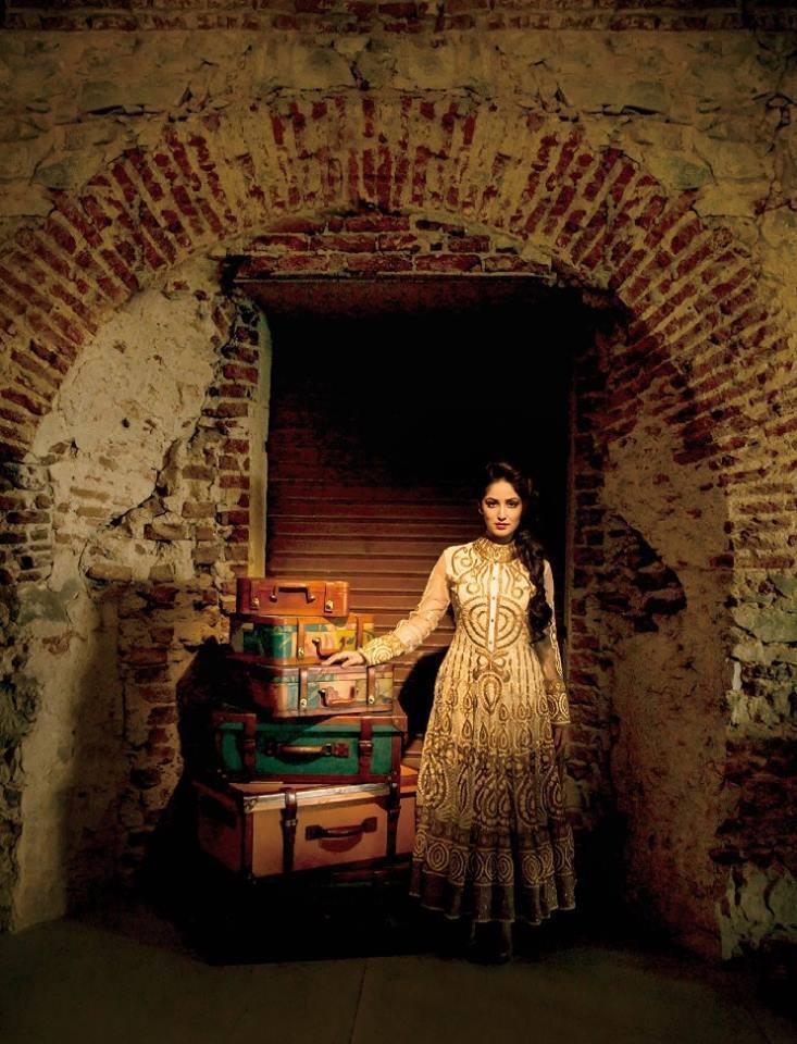 Yami Gautam Glamour And Stunning Pose Photo Shoot