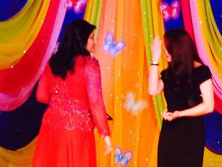 Preity Zinta During The Spring Charity Ball 2014 in Milpitas