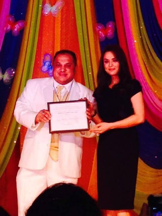 Pretty Preity Zinta At Spring Charity Ball 2014 In Milpitas