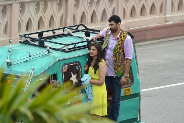Parineeti And Aditya Ooze Amazing Chemistry