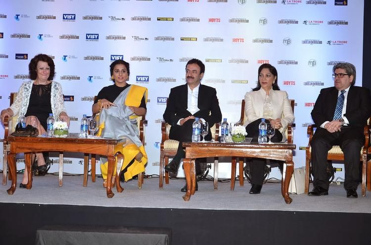 Celebs At The Indian Film Festival Of Melbourne Press Conference