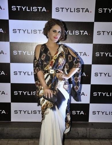 Designer Pria Kataria Puri Fashionable Look At Stylista Bash In Honour Of Wendell Rodricks