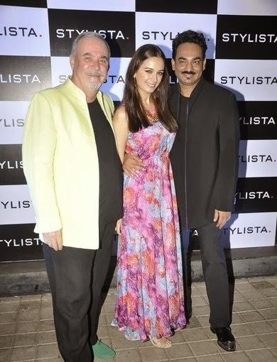 Evelyn,Wendell And Other Guest Clicked During The Stylista Bash In Honour Of Wendell Rodricks