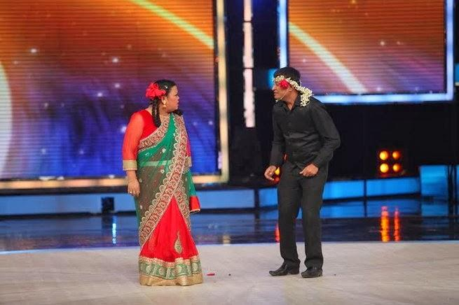 Bharti Fun Still On The Stage Of  IGT Grand Finale