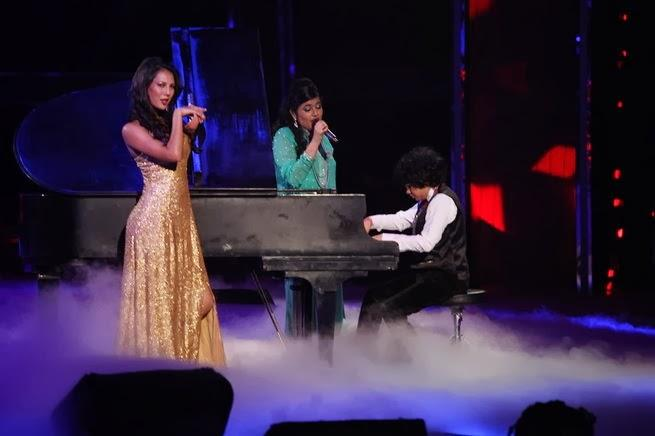Contestant Latest Performance Still On The IGT Grand Finale