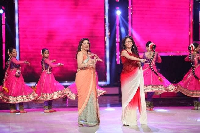 Gulaab Gang Ladies Shake A Leg On India's Got Talent Stage With Winner Contestant