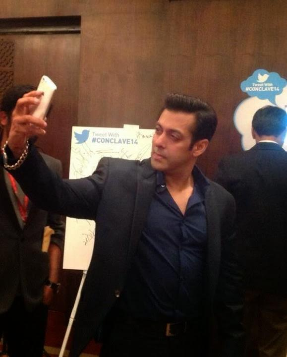 Salman Khan Handsome Looks Photo Shoot At India Today Conclave 14