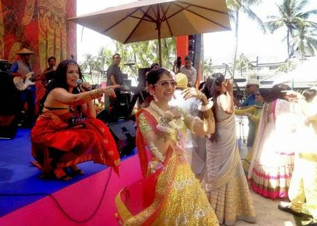 Sona Mohapatra Rocked On The Stage During The Performance In Phuket