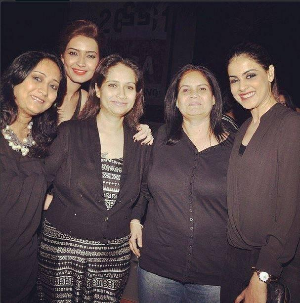 Karishma Tanna  Celebrated Her Birthday Amidst Friends From The Film Fraternity