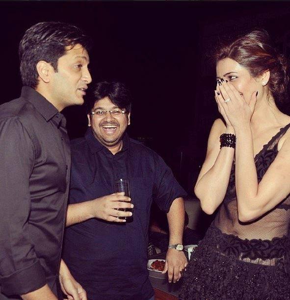 Riteish Deshmukh Attend Karishma Tanna's 30th Birthday Party