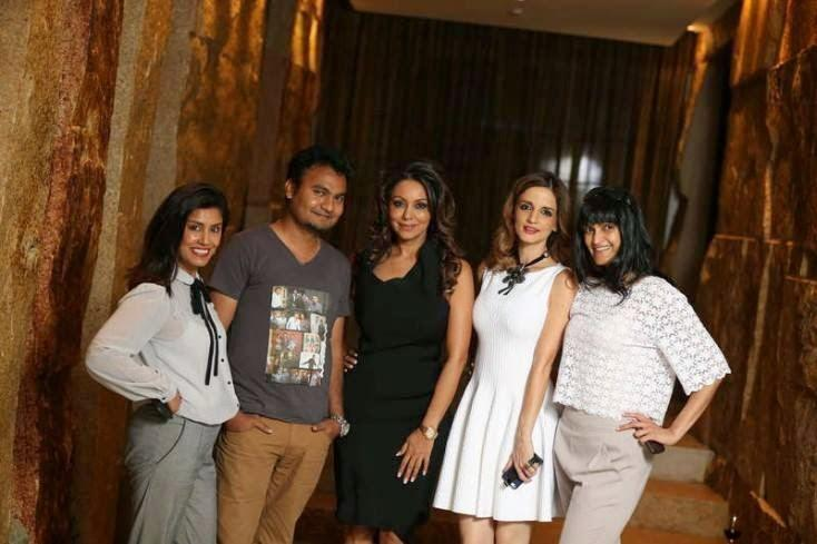 Suzanne And Gauri Latest Still With Fans
