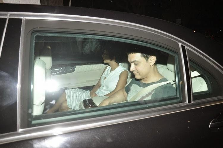 Aamir Khan Going To Attend The Kangana's House Warming Bash And Queen Movie Success Party