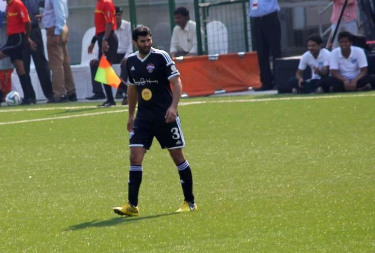 Aditya Roy Kapur Keeps Up At The Celebrity Football Match