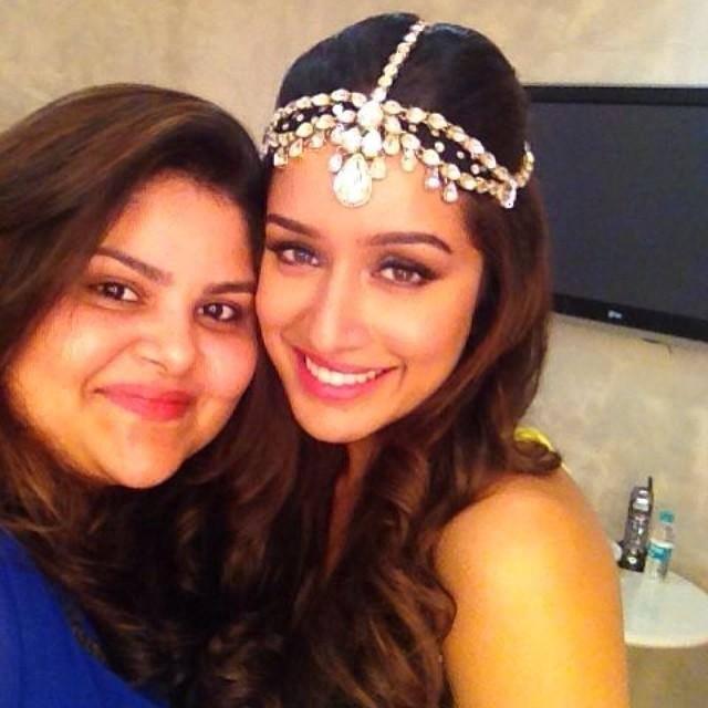 Shraddha Kapoor Stunning Pic At at Miss India Finale 2014