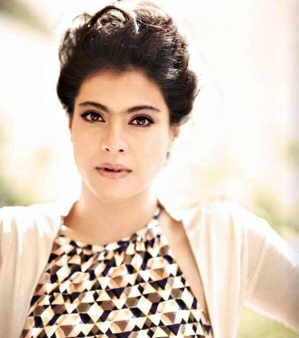 Kajol Devgan Cool Dazzling Look Photo Shoot For L'Officiel Magazine April 2014 Issue