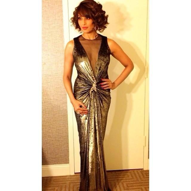 Bipasha Basu Sizzling Hot Look During The IIFA 2014