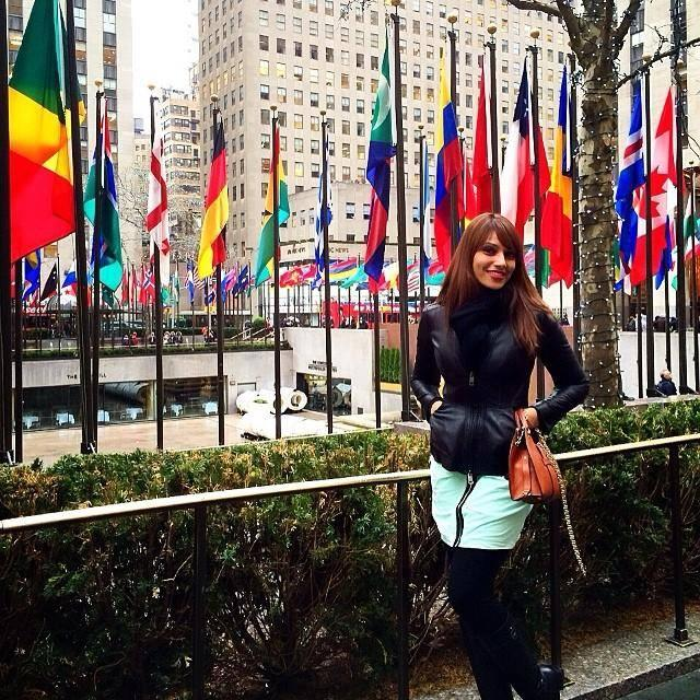 Bipasha Basu Is Currently Playing Tourist In New York City