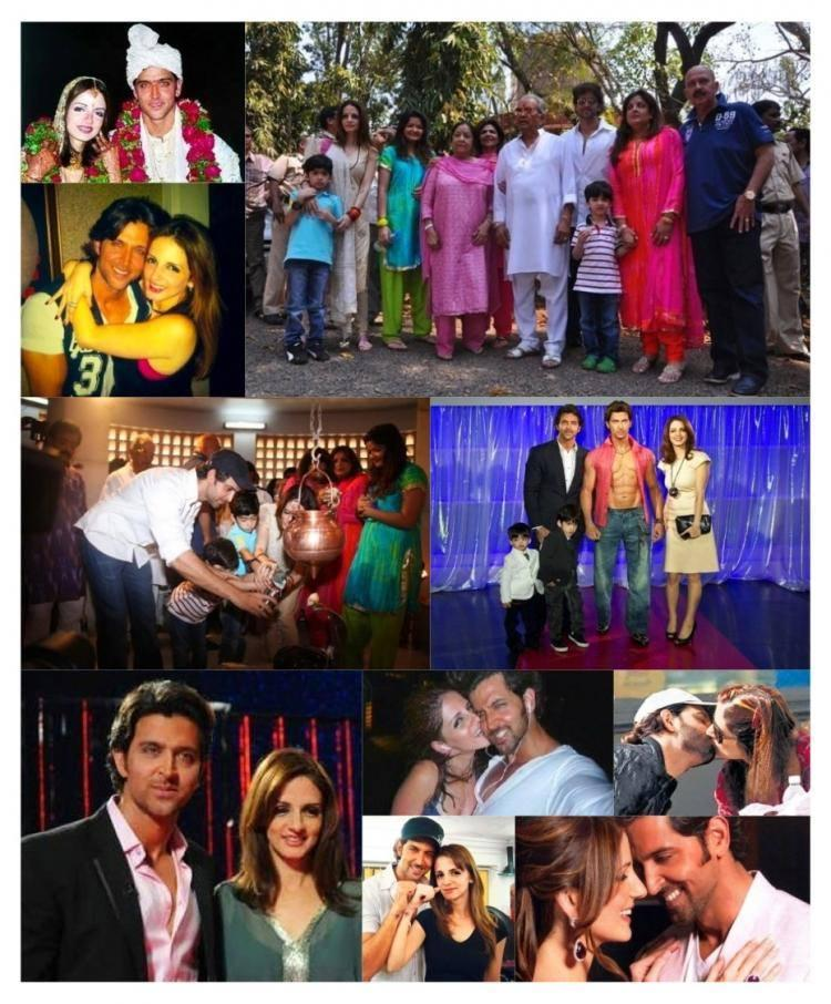 A Look At Their Beautiful Journey Together Hrithik And Sussanne